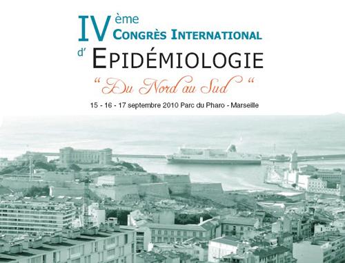4ème congrès d'épidémiologie