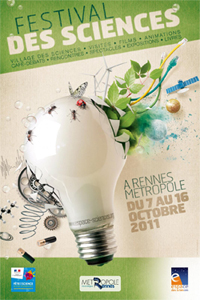 Festival des sciences 2011