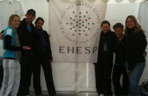 L'EHESP à la course EDHEC