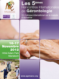 colloque international sur la maladie d'Alzheimer