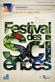 Festival des sciences 2012