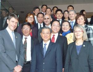 Tournée européenne de hauts responsables de la Ville de Ho Chi Minh du 12 au 21 octobre 2012
