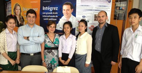 Journées lao-françaises de la recherche pour le développement