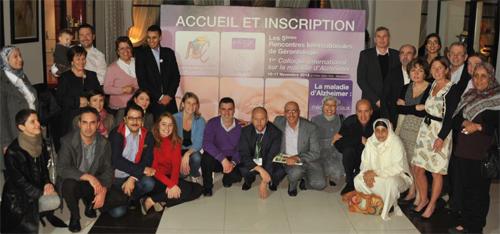 5ème Rencontres internationales de gérontologie et 1er Colloque international sur la maladie d'Alzheimer