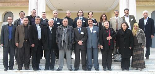 Formation sur l'inspection médicale en Tunisie