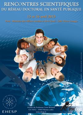 Rencontres scientifiques du Réseau doctoral en Santé publique