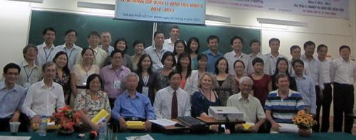 Formation en gestion hospitalière : Cérémonie de clôture de la 2ème promotion des médecins directeurs des établissements de santé à l'Université de Pham Ngoc Thach