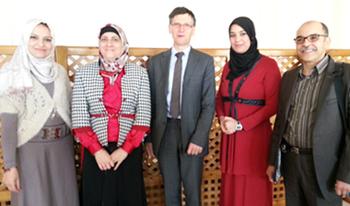 Voyage d'études délégation algérienne - juin 2013