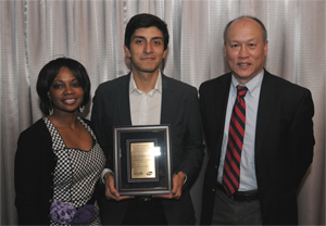 Andrés Felipe Ramírez Zamudio - AMA Foundation Minority Scholars Award