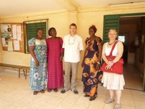 Mission au Mali et Burkina-Faso - 2012