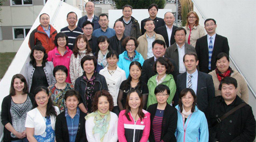 Directeurs d'hôpitaux chinois - du 6 au 25 octobre 2013