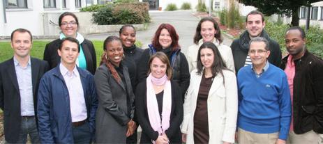 Regroupement du programme franco-québécois QUÉOPS-i à Rennes