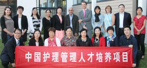 Formation de 30 directeurs d'hôpitaux chinois à l'EHESP