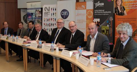 L'EHESP partenaire du CNRS pour une nouvelle politique scientifique