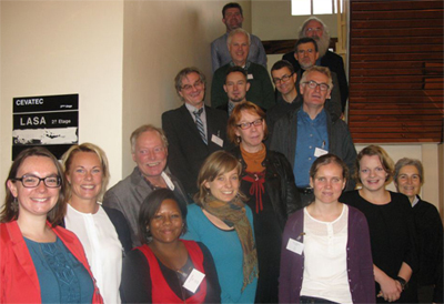 Emploi des personnes handicapées, le rôle du secteur public en tant qu'employeur : perspectives européennes