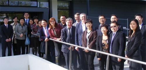 Formation de 16 cadres dirigeants chinois du Xin Hua Hospital de Shanghai à l'EHESP