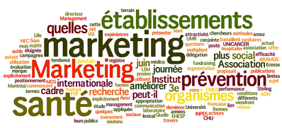 3e journée internationale du Marketing de la santé – 6 juin 2014