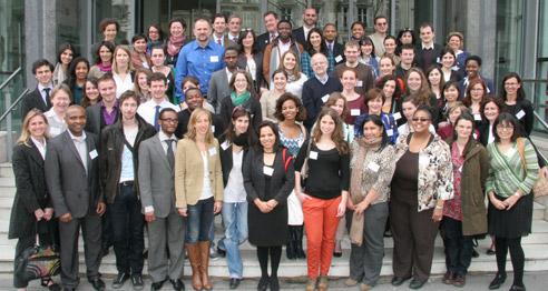 Réseau doctoral - Doctorants 2013