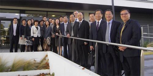 Formation de 18 cadres dirigeants chinois du Xin Hua Hospital de Shanghai à l'EHESP