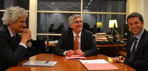 Urgences sanitaires :  l'EPRUS et l'EHESP signent une convention pour renforcer le recrutement et la formation des acteurs