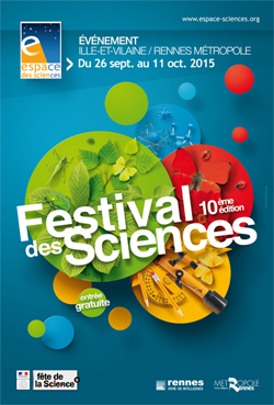 Festival des Sciences 2015
