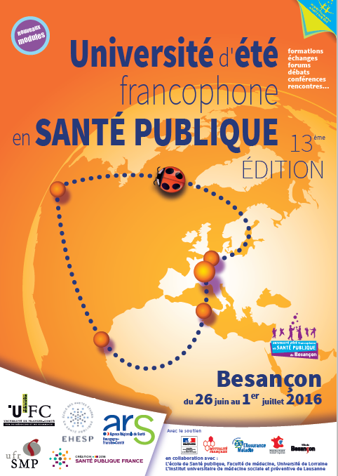 Rencontres internationales de la sante 2016