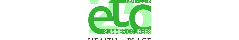 ETC Summer Course