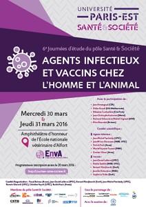 AGENTS INFECTIEUX ET VACCINS CHEZ L'HOMME ET L'ANIMAL