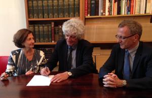 Renouvellement de l'accord de collaboration entre l'Université de Columbia (USA) et l'EHESP