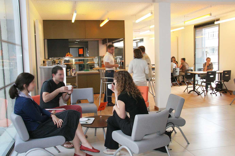 Cafeteria - Rennes