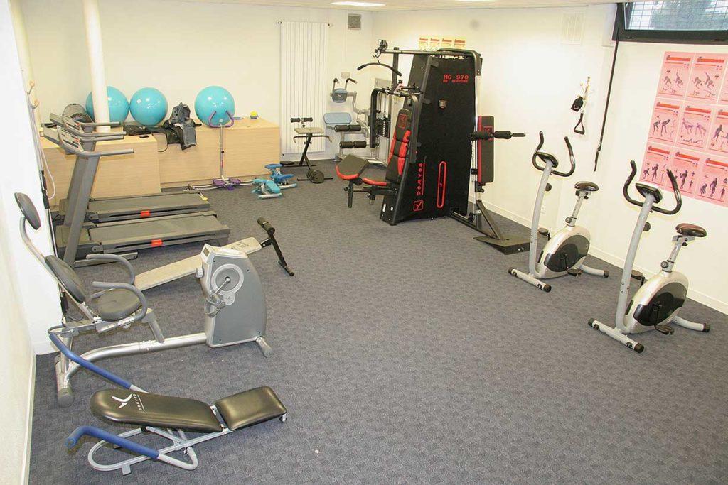 Salle de musculation - Rennes