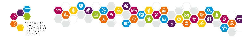 Parcours doctoral national en santé travail