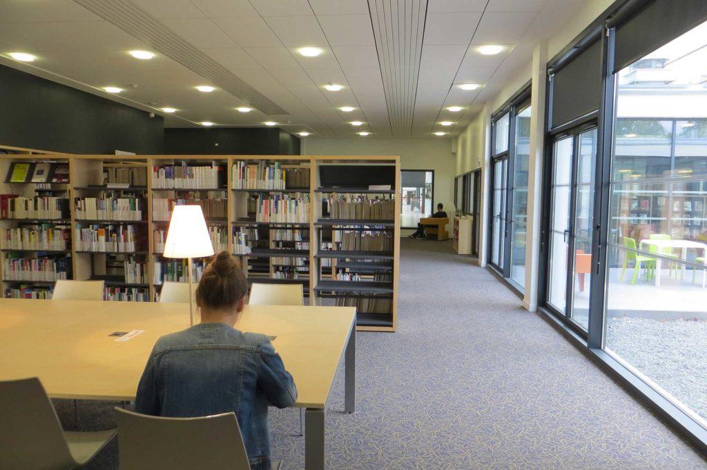 Bibliotheque - Rennes
