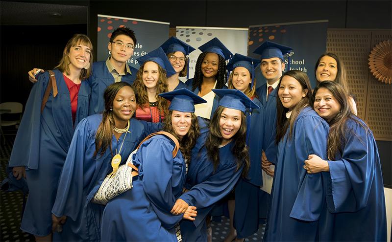 Cérémonie de remise de diplômes 2016