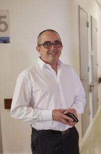 Alain Troadec, coordonnateur général des soins au CHRU de Brest