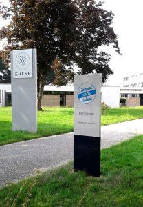 Une des entrées du Campus rennais de l'EHESP - Photo : EHESP