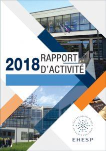 Rapport d'activité EHESP 2019