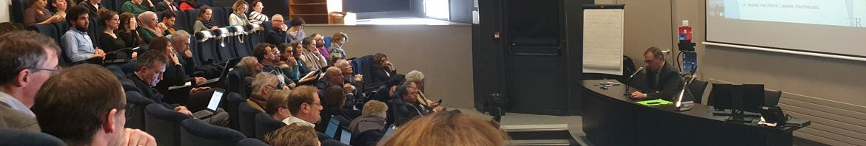 Viiste de Thierry Damerval, PDG de l'ANR, à l'EHESP le 12 novembre 2019