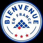 Logo label Bienvenue en France - 3 étoiles