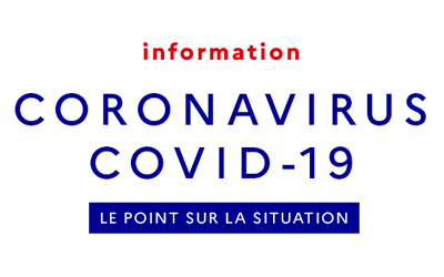 Information Coronavirus France