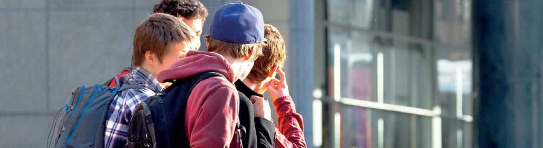 Santé et bien-être des adolescents en Europe et au Canada (rapport international OMS)