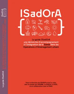 Couverture Guide Isadora EHESP - a-urba