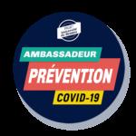 Ambassadeur de prévention Covid