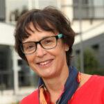 Françoise Jabot, directrice du département SHS de l'EHESP