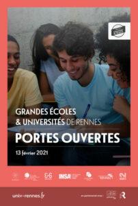 affiche JPO 2021 Projet UniR
