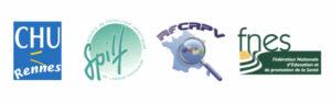 """Logos partenaires formation """"Vaccination contre la Covid-19"""""""